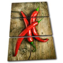 Hot Chili Peppers Food Kitchen - 13-1195(00B)-TR32-PO